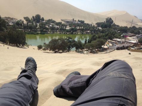 Oasi di Huacachina - Perù